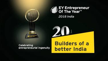 Builders Of A Better India Episode 1 | EY Entrepreneur of the Year 2018 Awards