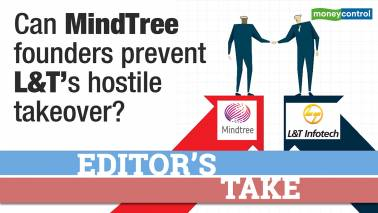 Editor's Take | Can Mindtree founders prevent L&T's hostile takeover?