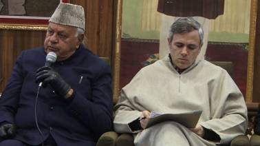 NC chief Farooq Abdullah to contest for parliamentary seat, Omar to be CM candidate in J&K