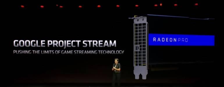 Google to leverage 14nm AMD Vega GPU for cloud game streaming platform  Stadia