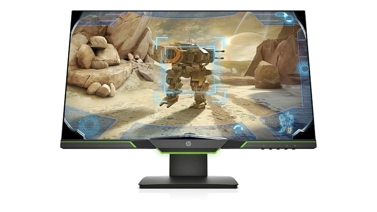 HP 25X | 24.5-inch Screen Size | AMD Free Sync | 144Hz Refresh Rate | Full HD 1920x1080 resolution | 1ms Response Time | TN Panel | Rs 19,999 | The HP 25X is by no means the contender for best monitor on this list, but it still has all the features required in a good entry-level gaming monitor with a slight compromise on image quality.