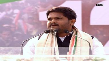 No nationalist party like Congress: Hardik Patel