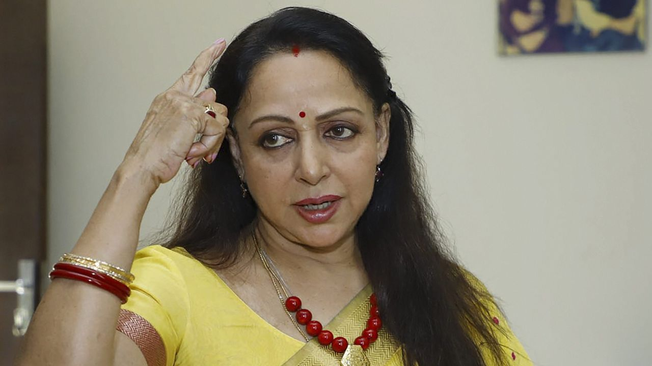 Hema Malini, Uttar Pradesh | The BJP MP from Mathura is on the seventh position, with total assets worth more than Rs 178 crore.
