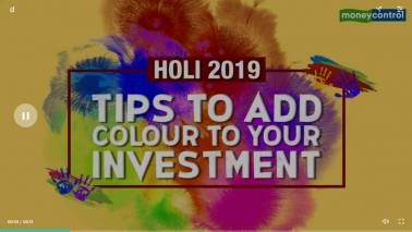 Happy Holi! Add colour to your investments