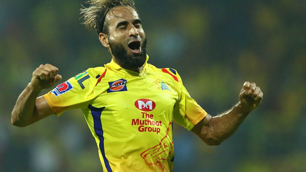 It was double delight for Tahir as he soon picked the wicket of