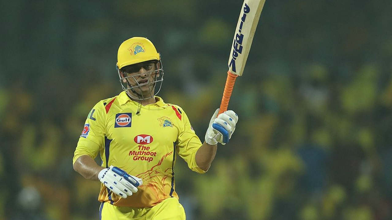 Dhoni's unbeaten 75 off 46 balls revived CSK's innings as the team finished on a competitive 175/5 in 20 overs.