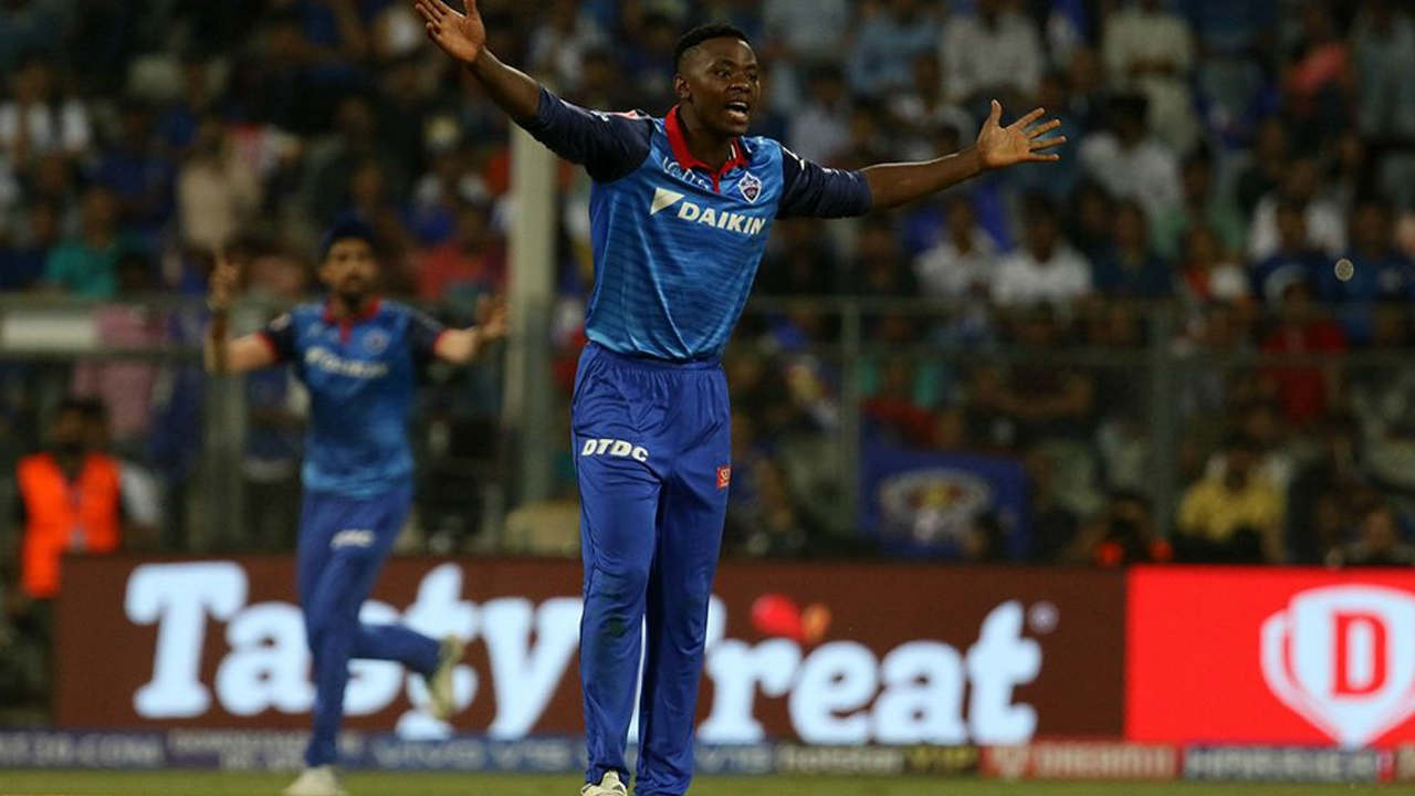 Rank 2 | Kagiso Rabada, Delhi Capitals (DC) | Wickets: 5 | Matches: 3 | Economy rate: 7.65 (Image: BCCI, iplt20.com)