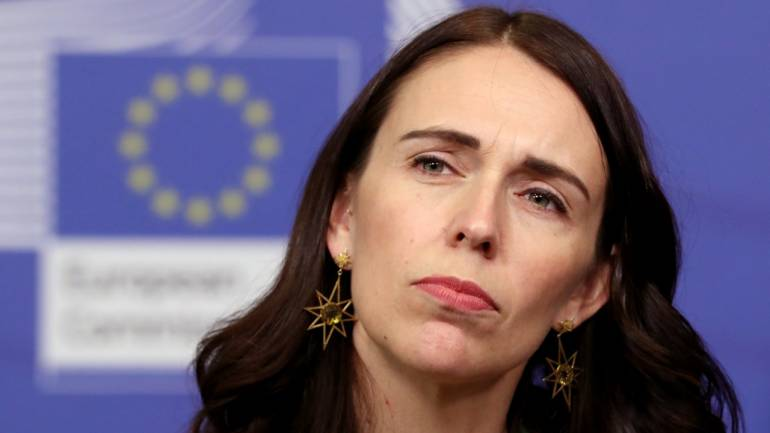 New Zealand Pm Jacinda Ardern Says Gun Laws To Change After Mosque