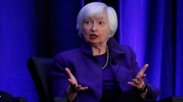 Former Fed chair Janet Yellen says yield curve may signal need to cut rates, not a recession