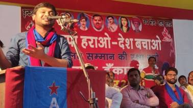 Former JNUSU president Kanhaiya Kumar to contest Lok Sabha polls from Begusarai, Bihar