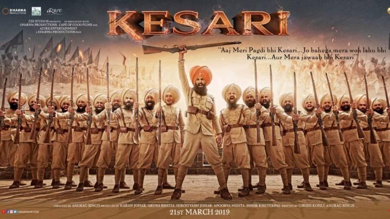 Akshay Kumar leads TRP ratings as Kesari follows 2 0 in Top-3 charts of 2019
