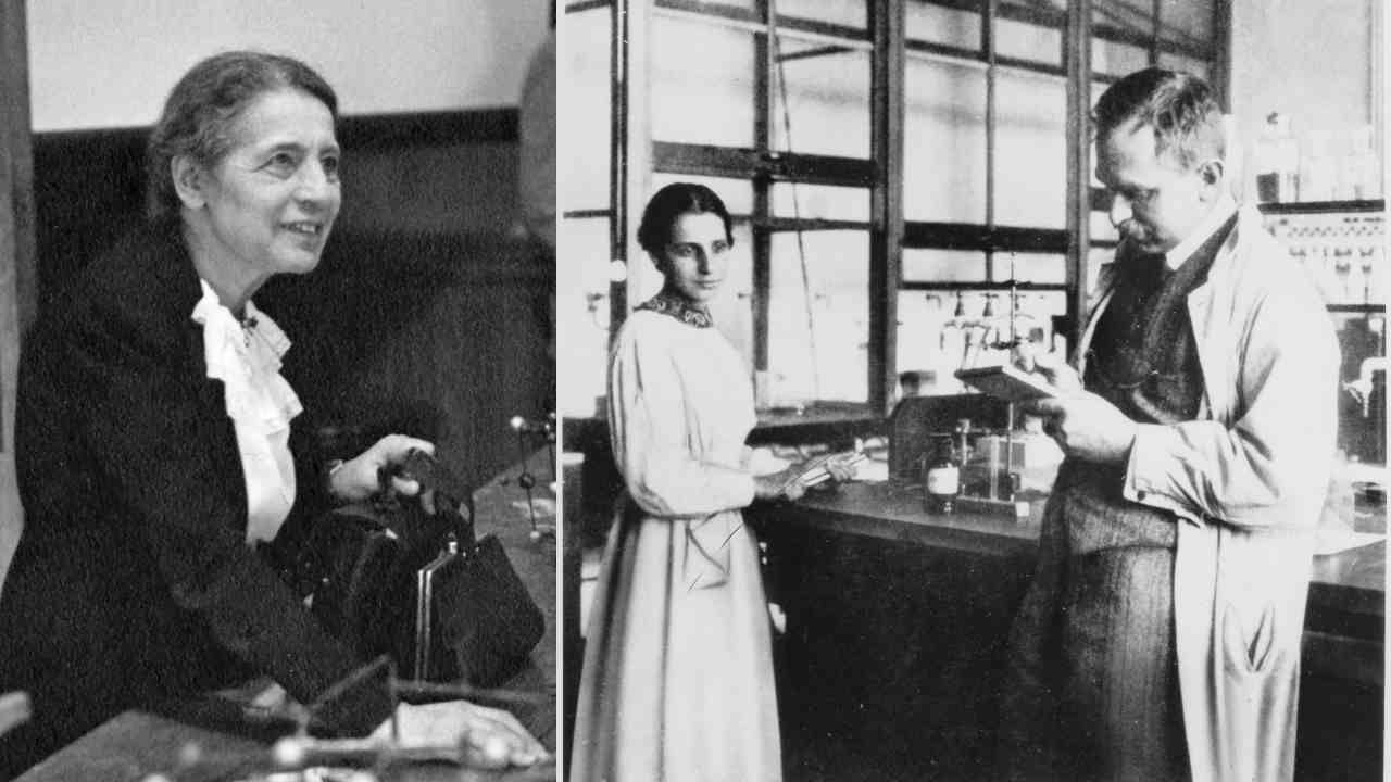 4. Lise Meitner - Nuclear fission | Meitner was a physicist and professor at Germany's Kaiser Wilhelm Institute. Along with scientists Otto Hahn and Otto Robert Frisch, she discovered nuclear fission of Uranium when it absorbs an extra neutron. The discovery later found use in creating nuclear weapons. (This picture shows Meitner working with Hahn) (Images: Wikimedia Commons)