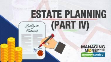 Managing Money with Moneycontrol | Estate Planning