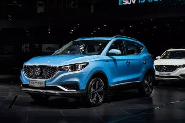 MG Motors electric SUV eZS to be priced below Rs 25 lakh, launch in December quarter