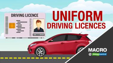 Macro@Moneycontrol   Uniform driving licences