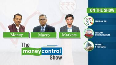 The Moneycontrol Show | Estate planning, uniform driving licences, market strategies