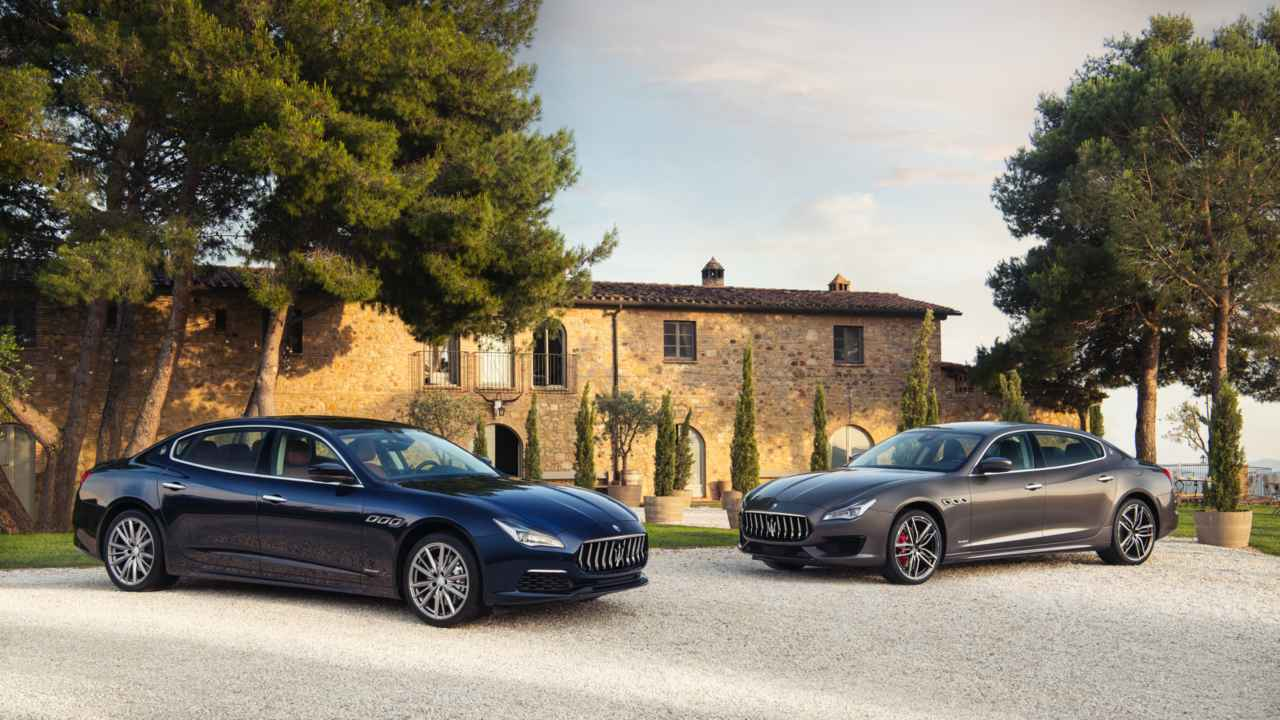 Maserati Quattroporte will be available in 10 colours including two new tri-coat colours. There are also two new options of alloy wheels designed specifically for Quattroporte featuring 20 and 21-inch sizes.