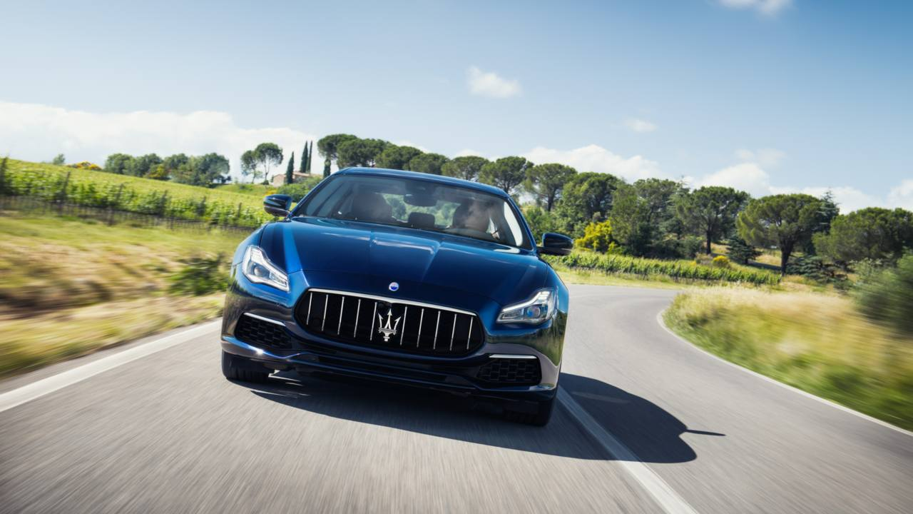 In pics: Maserati launches 2019 Quattroporte priced at Rs 1.74 crore