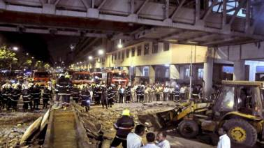 Structural auditor held for Mumbai foot overbridge collapse