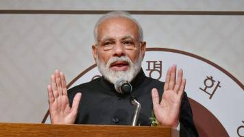 PM Narendra Modi condemns blasts in Sri Lanka, says there is no place for such barbarism