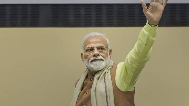 NDA likely to win 264 seats, 141 for UPA in Lok Sabha election: Opinion poll