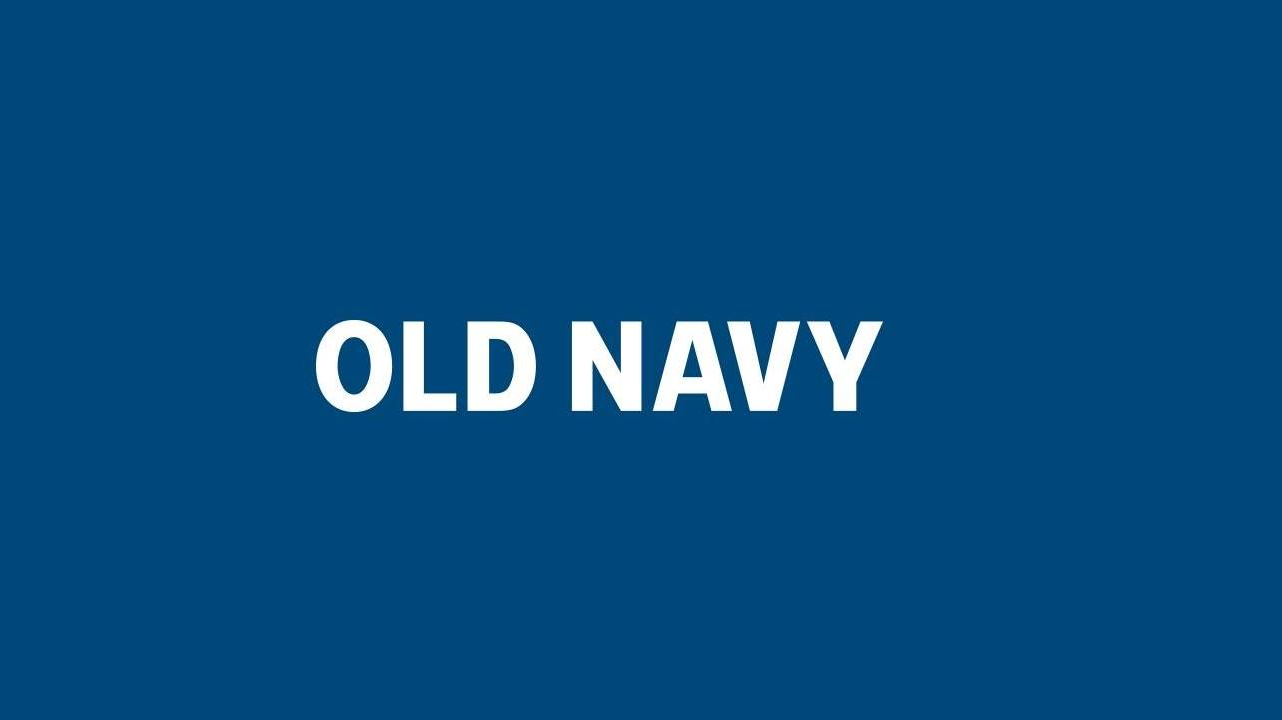 Answer: Old Navy. (Image: Facebook page)