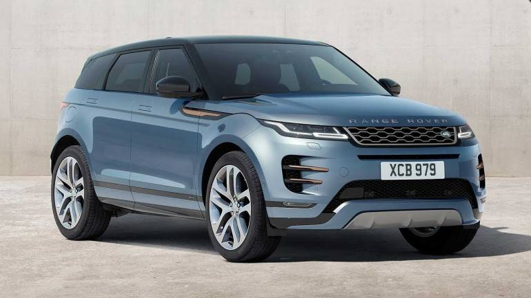 while retaining its original footprint it has a more spacious interior due to its update the new evoque has been built on land rover s