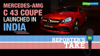 Reporter's Take | Mercedes-AMG C 43 Coupe Launched In India