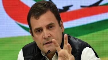 PM Modi giving farmers Rs 3.50 a day, but waiving Rs 3.5 lakh crore loans of industrialists: Rahul Gandhi