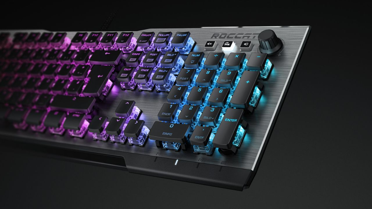 Roccat Vulcan 100 Mechanical Keyboard