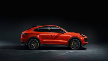 Porsche launches Cayenne Coupe to rival BMW X6 M
