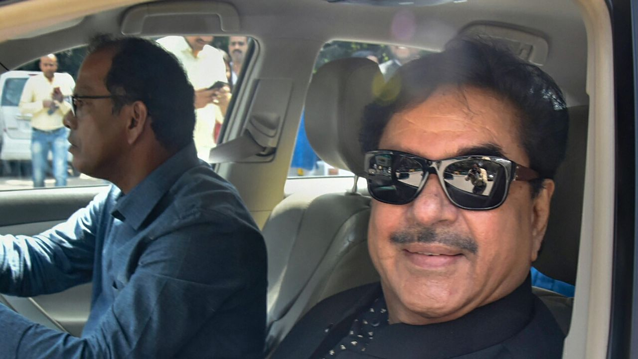 Shatrughan Sinha, Bihar | He is the former BJP MP and current Congress candidate from Patna Sahib. He stands at 10th position. Sinha has total assets worth more than Rs 131 crore.