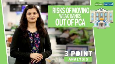 3 Point Analysis | Risks of moving weak banks out of PCA
