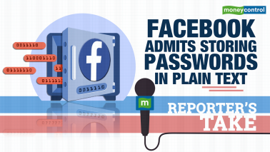Facebook stored passwords in plain text