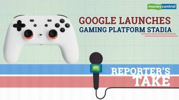 Reporter's Take | Google launches gaming platform Stadia