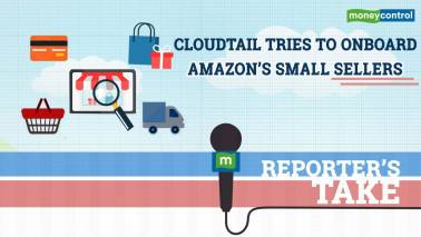 Cloudtail tries to get Amazon's small sellers