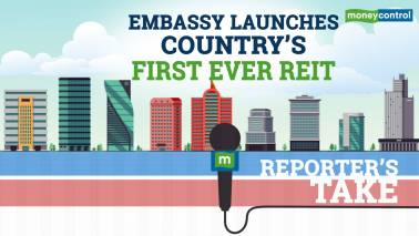 Reporter's Take | Embassy launches country's first ever REIT