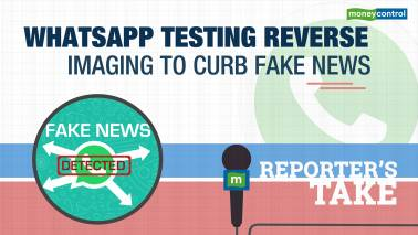 Reporter's Take | WhatsApp testing reverse image search to curb fake news