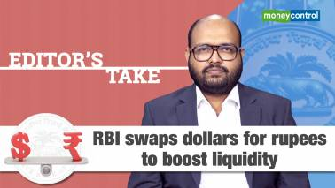Editor's Take | RBI announces dollar-rupee swap window to boost liquidity