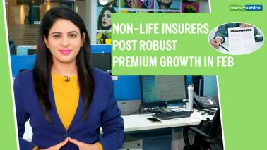Non–life insurers post robust premium growth