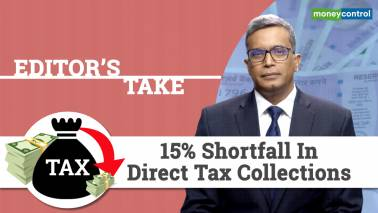 Editor's Take | 15% shortfall in direct tax collections