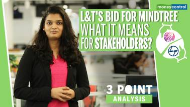 3 Point Analysis | What L&T's bid for Mindtree means for different stakeholders