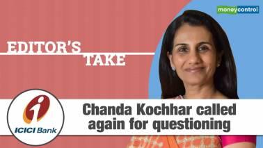 Editor's Take | ED summons Chanda Kochhar again for questioning