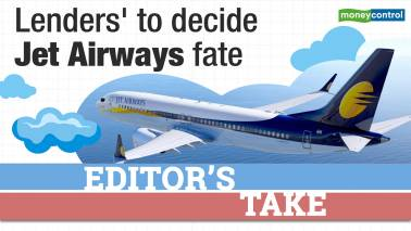 Up to lenders to save Jet Airways