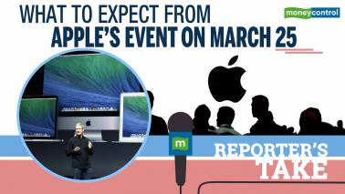 What to expect from today's Apple event