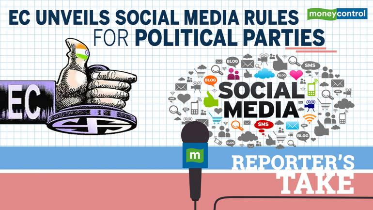 Image result for Reporter's Take | EC unveils social media rules for political parties