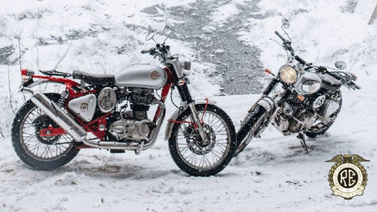 Royal Enfield launches their first scramblers, Bullet Trials Works Replica  350 and 500