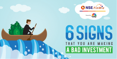 6 signs that you are making a bad investment