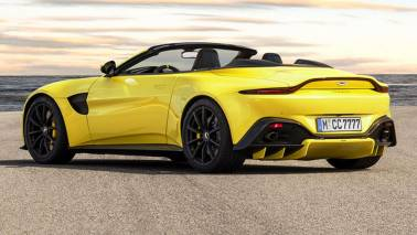 All you need to know about Aston Martin Vantage Roadster