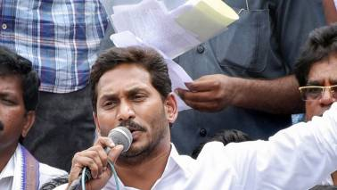 YSRCP MLA takes oath 'in the name of Jagan', calls him God